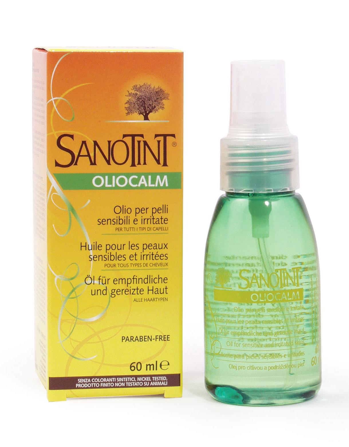 Łagodzący olejek do wrażliwej i podrażnionej skóry