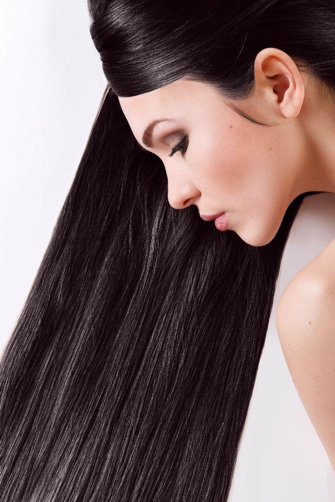 Farba do włosów SANOTINT CLASSIC – 02 CIEMNY BRĄZ - Farba na bazie naturalnych składników