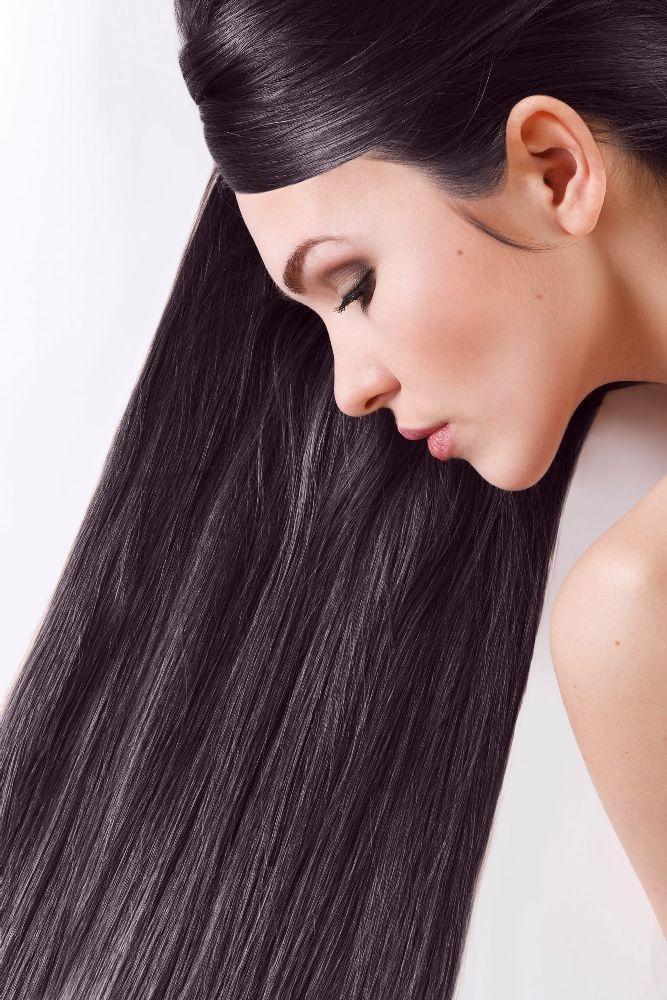 Farba do włosów SANOTINT SENSITIVE – 73 NATURALNY BRĄZ - Ultradelikatna farba do włosów na bazie naturalnych składników
