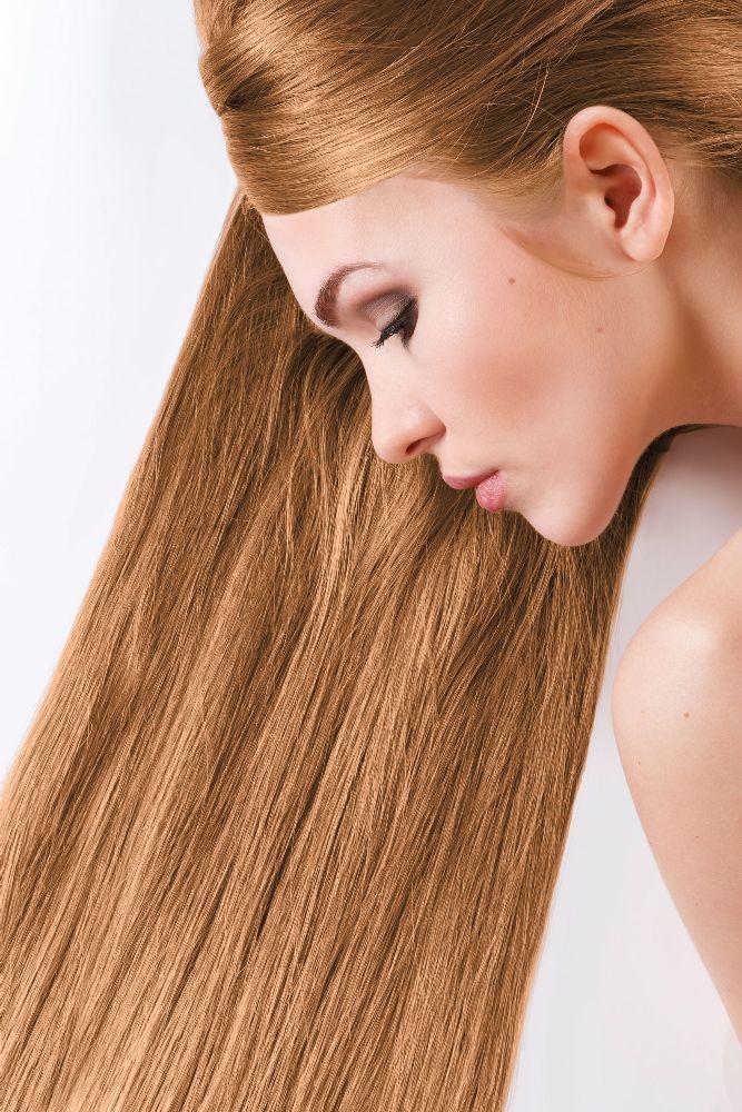 Farba do włosów SANOTINT SENSITIVE – 76 BURSZTYNOWY BLOND - Ultradelikatna farba do włosów na bazie naturalnych składników